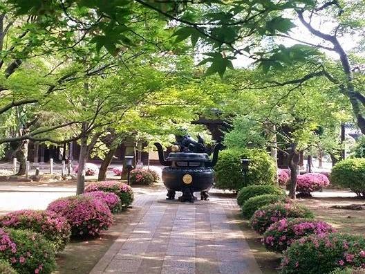 大谿山豪徳寺(世田谷)